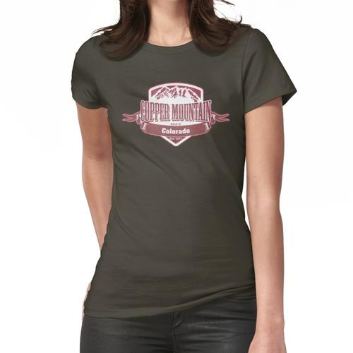 Kupferberg Colorado Skigebiet Frauen T-Shirt