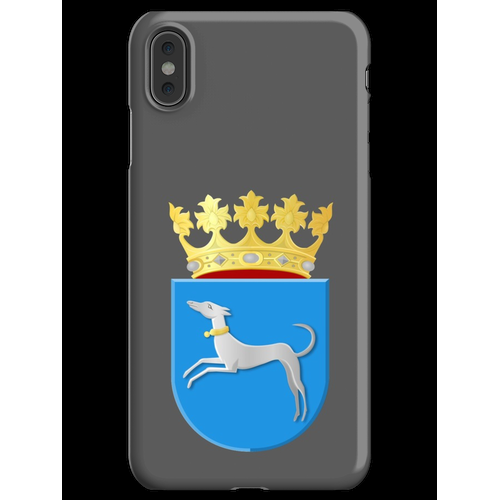 Wappen von Winterswijk, Niederlande iPhone XS Max Handyhülle