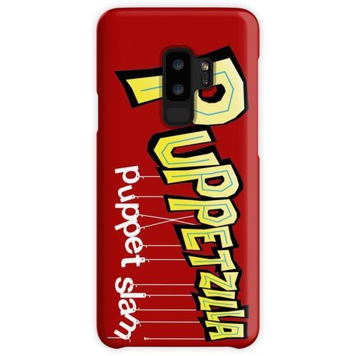 Puppetzilla Puppet Slam Samsung Galaxy S9 Plus Case