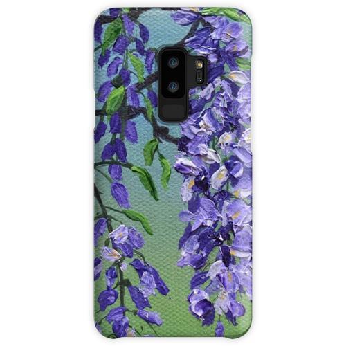 Glyzinien Samsung Galaxy S9 Plus Case