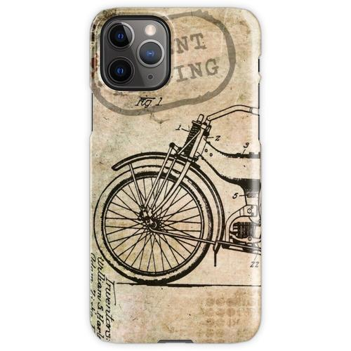 Motorrad Fahrrad Harley iPhone 11 Pro Handyhülle