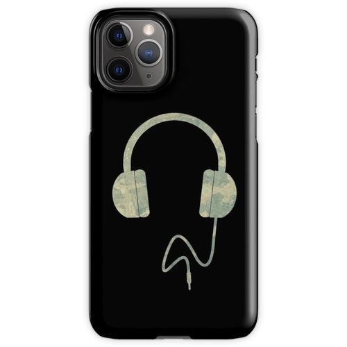 Kopfhörer Overear iPhone 11 Pro Handyhülle