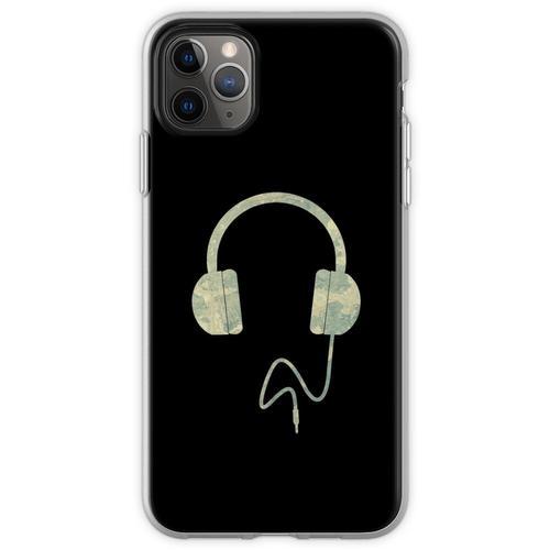 Kopfhörer Overear Flexible Hülle für iPhone 11 Pro Max