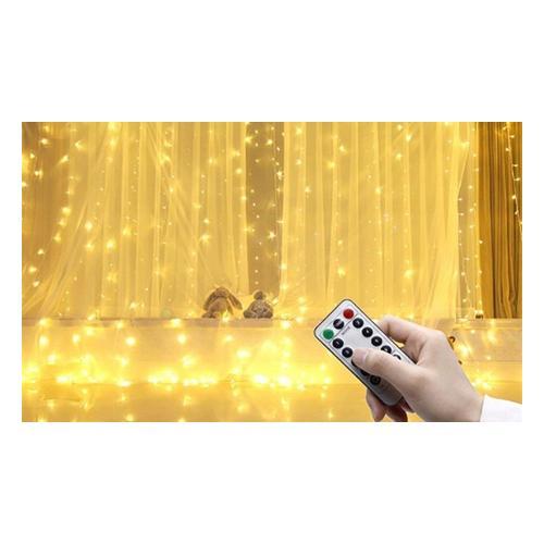 LED-Lichtervorhang: 1