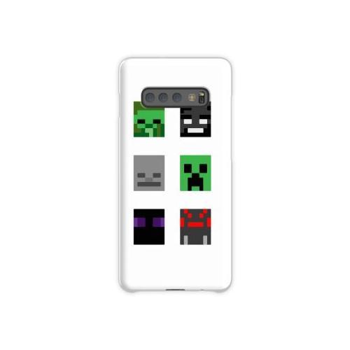 Mincraft Mobs Samsung Galaxy S10 Plus Case