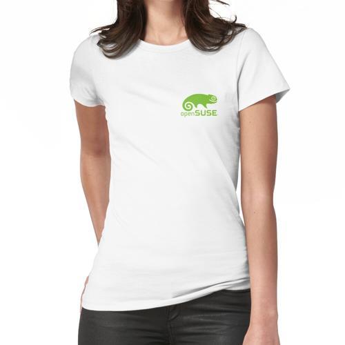 OpenSUSE-Logo Frauen T-Shirt