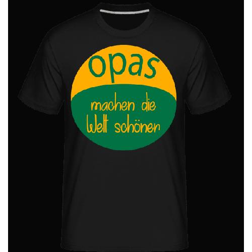 Opas Machen Die Welt Schöner - Shirtinator Männer T-Shirt