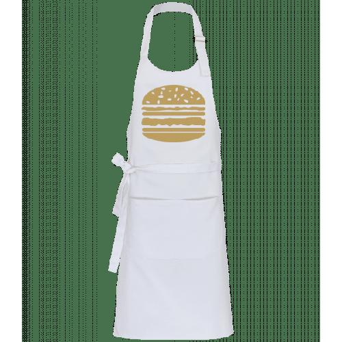 Belegter Burger - Profi Kochschürze