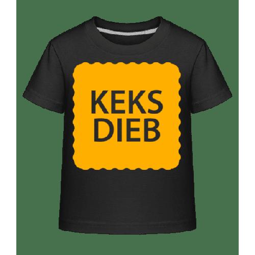 Keksdieb - Kinder Shirtinator T-Shirt
