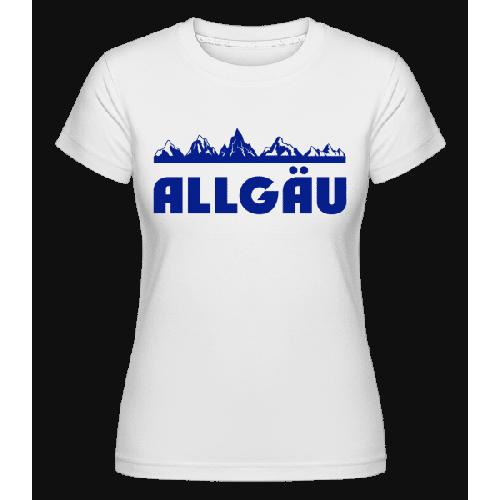 Allgäu - Shirtinator Frauen T-Shirt