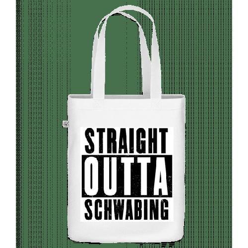 Straight Outta Schwabing - Bio Tasche