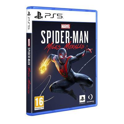 Jeu vidéo PS5 SPIDER-MAN MILES MORALES