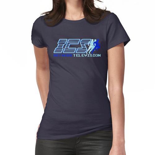 ICS-Netzwerkfernsehen Frauen T-Shirt
