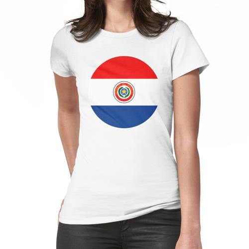 Paraguay Paraguai Frauen T-Shirt