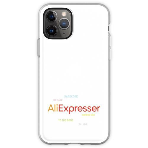 AliExpress-Fan Flexible Hülle für iPhone 11 Pro