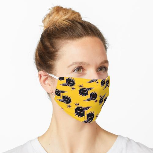 Rex Corvos (Gold Hintergrund) Maske