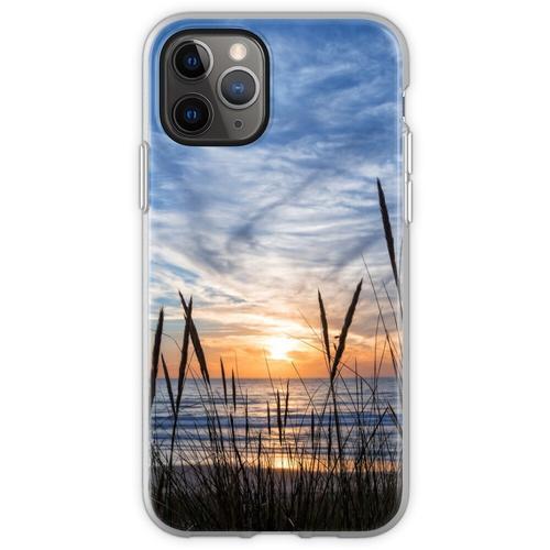 Strandhafer Flexible Hülle für iPhone 11 Pro