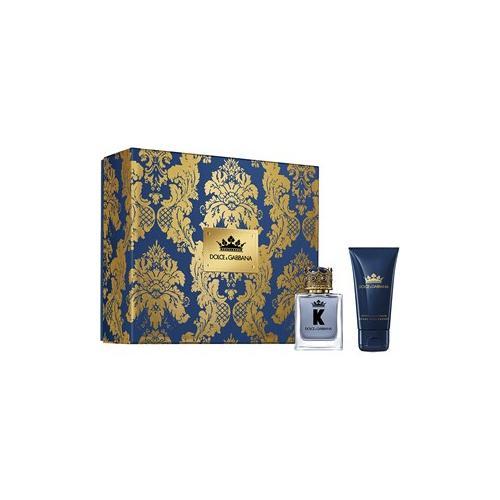 Dolce&Gabbana Geschenksets Für Ihn Geschenkset Eau de Toilette Spray 50 ml + After Shave Balm 50 ml 1 Stk.