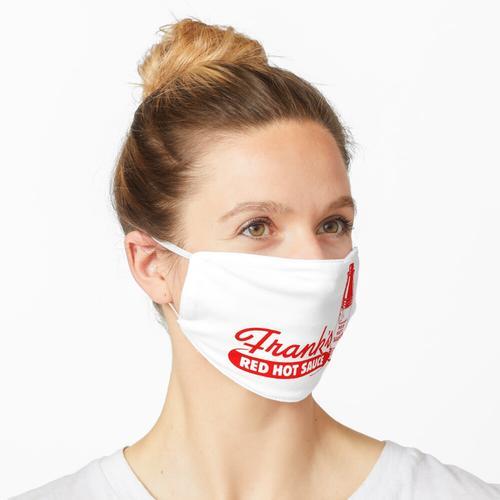 FRANK'S HEISSE SAUCE Maske