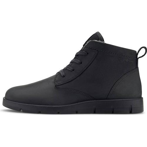 Ecco, Schnür-Boots Bella in schwarz, Boots für Damen Gr. 39