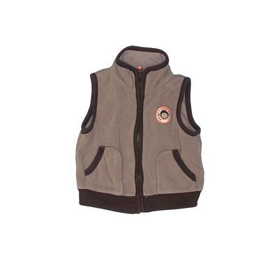 Carter's Fleece Jacket: Gray Jac...