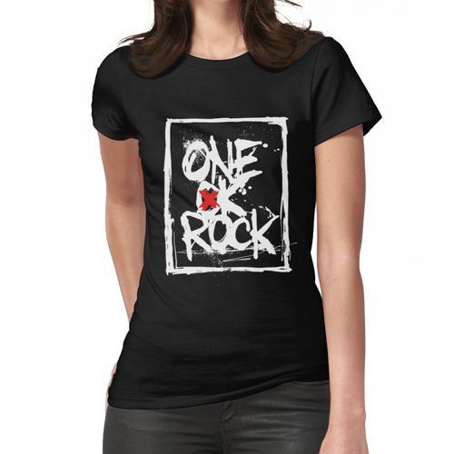 sarahleman ein ok rock Frauen T-Shirt
