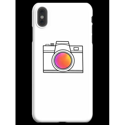 eine einfache Kamera iPhone XS Max Handyhülle