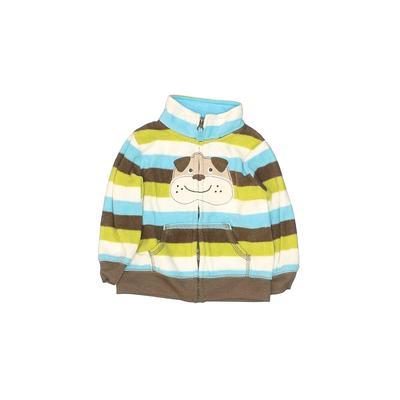Carter's Fleece Jacket: Green St...