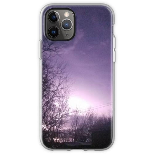 Blitzeinschläge Flexible Hülle für iPhone 11 Pro