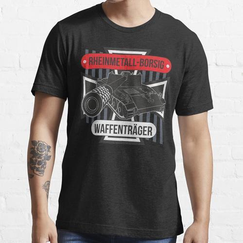 Rheinmetall Borsig Waffenträger Essential T-Shirt