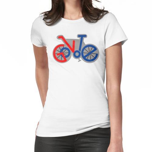 GO VOTE Fahrrad Frauen T-Shirt