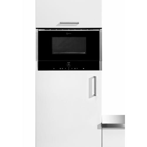 NEFF Einbau-Mikrowelle N 70 C17WR00N0, Mikrowelle, 900 W schwarz Mikrowelle SOFORT LIEFERBARE Haushaltsgeräte