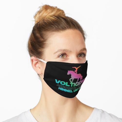 Voltigieren Maske