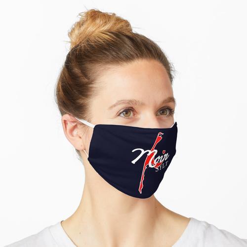 Moin Sylt Maske