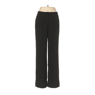 Pink Lady Dress Pants - High Rise: Black Bottoms - Size 2X-Large