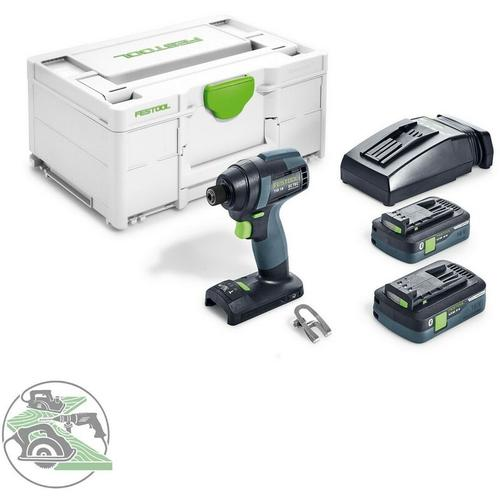 Festool Akku-Schlagschrauber TID 18 HPC 4,0 I-Plus - 576482
