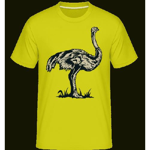 Ostrich - Shirtinator Männer T-Shirt