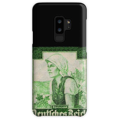 Rheinland Trachten..Rheinland Tracht Samsung Galaxy S9 Plus Case