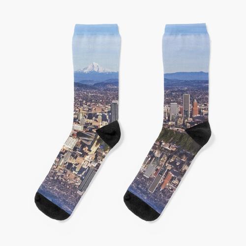 Portland, Portlandia, PDX Socken