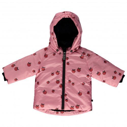 Smafolk - Kid's Baby Winter Jacket Apple - Winterjacke Gr 0-6 Months rosa/rot