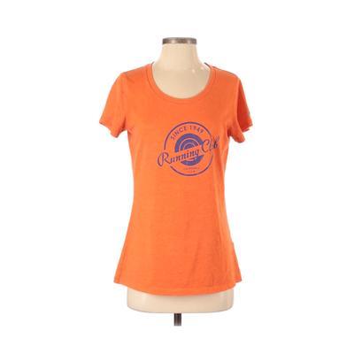 Asics Active T-Shirt: Orange Pri...
