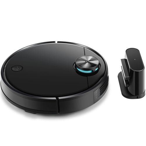 Robot Vacuum Cleaner V3 Saugroboter (Saug- & Wischroboter, mit App Anbindung für iOS & Android, 12 LDS, 2.600 Pa)