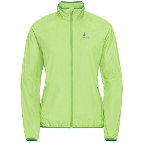 ODLO Damen Jacke ELEMENT LIGHT, Größe M in tomatillo
