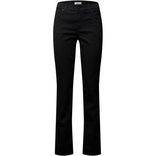 ANGELS Slim Fit Jeans mit Label-Patch