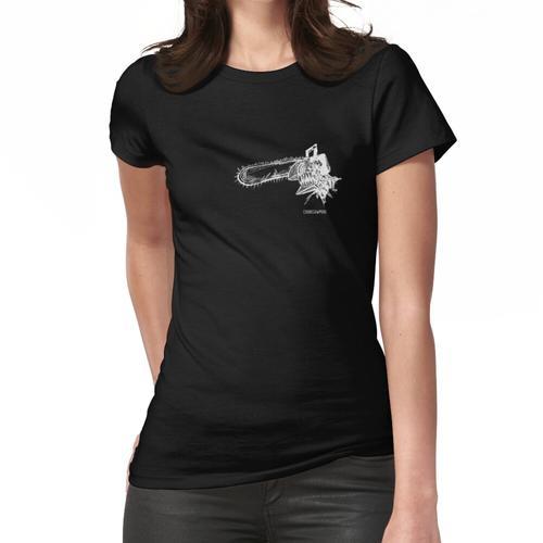 Kettensägenmann Fan Art - Kettensägenmann Frauen T-Shirt