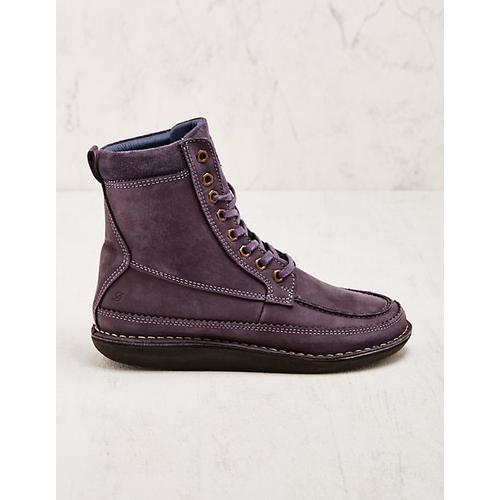 Deerberg Damen Stiefeletten Sopatra lila Boots