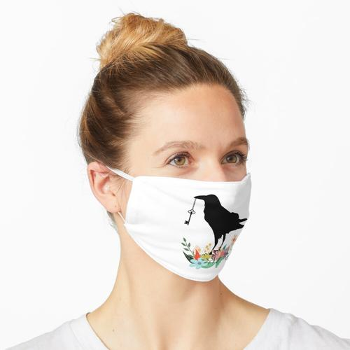 Nimmermehr Maske