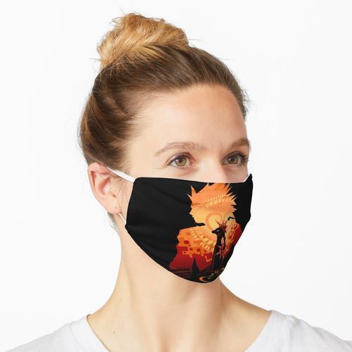 Schlüsselschwertträger Pop ver Maske