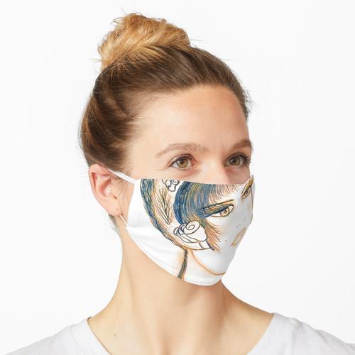 Lust auf Flapper Girl I Maske