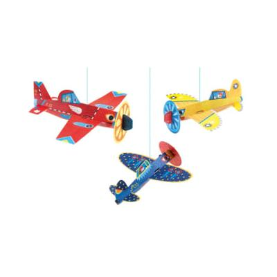 Djeco - Djeco Planes Hanging Mobile